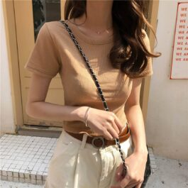 Soft Girl Pastel Aesthetic Top