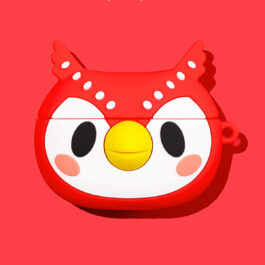 Animal Crossing Celeste Owl Airpods Case