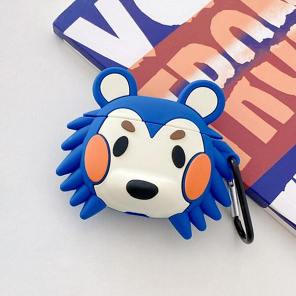 Animal Crossing Mabel Able Blue Airpods Case