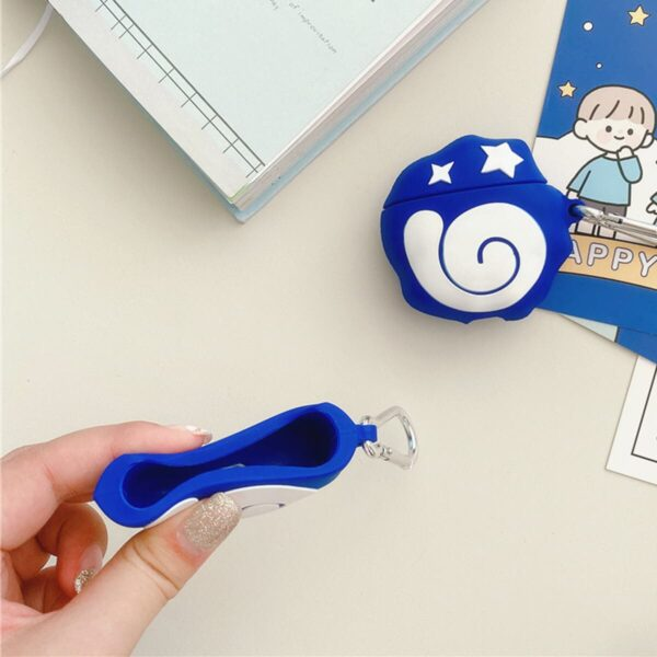 Animal Crossing New Horizons Fossil Blue Airpods Case