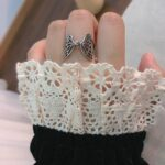 Fairywave Butterfly Wings Fairycore Ring