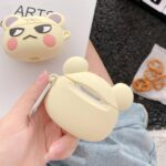Marshal Squirrel Animal Crossing Airpods Case ACNH