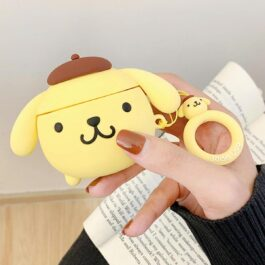 Pompompurin Pudding Dog Airpods Case