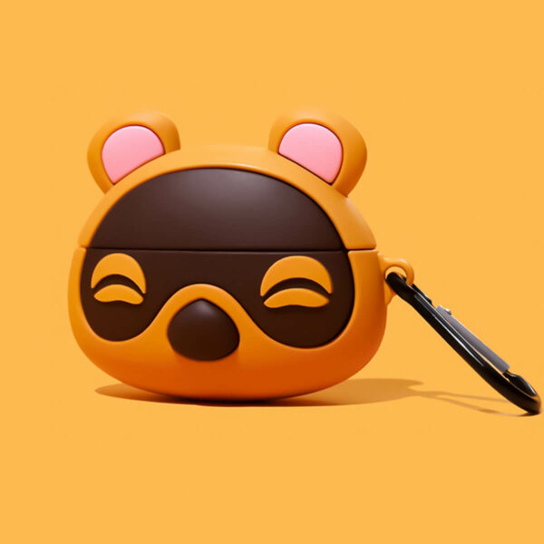 Tom Nook Animal Crossing Airpods Case