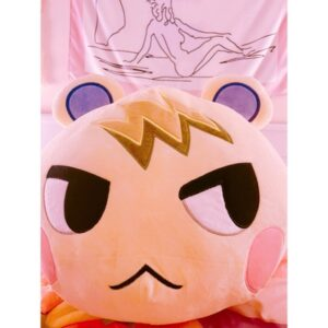 Marshal Squirrel Animal Crossing Soft Pillow photo review