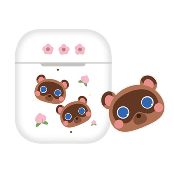Animal Crossing Timmy and Tommy Airpods Cover