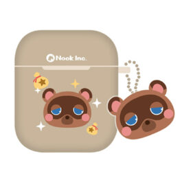 Animal Crossing Tom Nook Airpods Cover