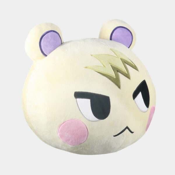 Marshal Squirrel Animal Crossing Soft Pillow