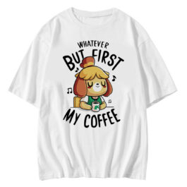 My Coffee Isabelle Animal Crossing T-Shirt