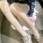 Spring Roses Soft Girl Aesthetic Tights