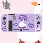 Wow Goose Nintendo Switch Protective Cover