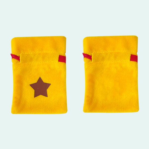 Animal Crossing Bells Bag Pouch ACNH