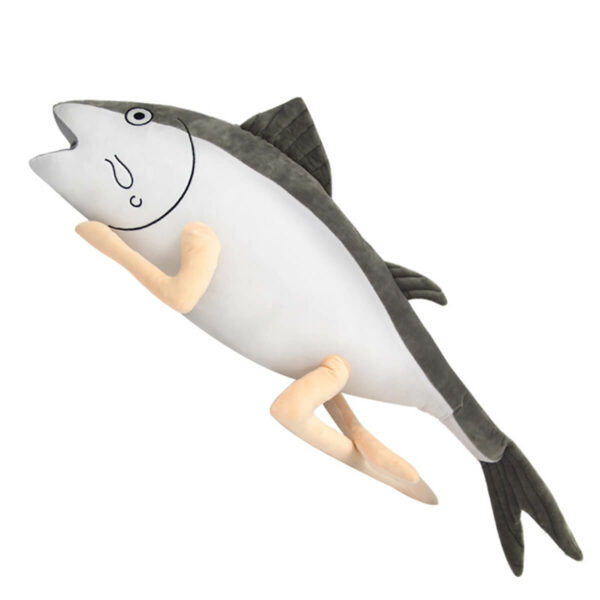 Fish With Hands Plush Toy Meme Aesthetic