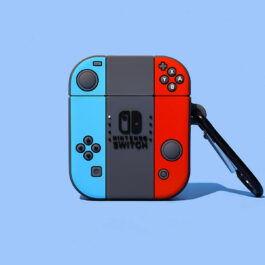 Nintendo Switch Airpods Cover Case