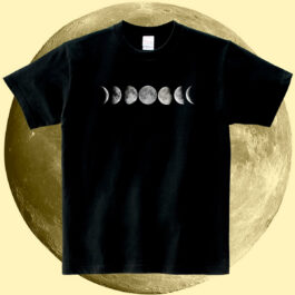 Moon Cycle New Lunar Aesthetic T-Shirt